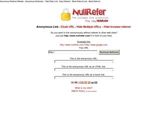 Thumbshot of Nullrefer.com