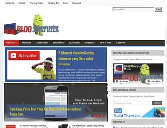 tipsdantriksterbaru.blogspot.com screenshot