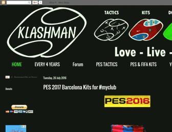 klashman69.blogspot.com screenshot