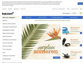 bol.com screenshot