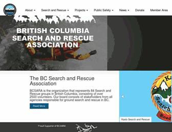bcsara.com screenshot