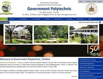 gpttumkur.com screenshot