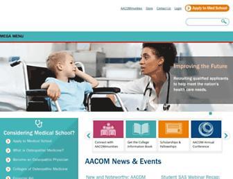 aacom.org screenshot