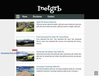 inetgrb.blogspot.com screenshot