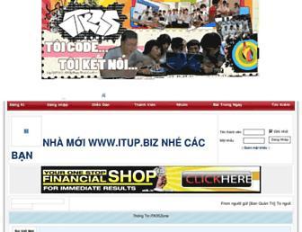 cnttdhsupham.forumotion.com screenshot