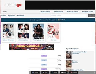 dramago.com screenshot