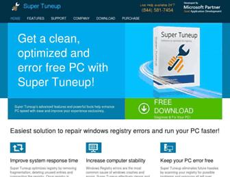 Thumbshot of Supertuneup.com