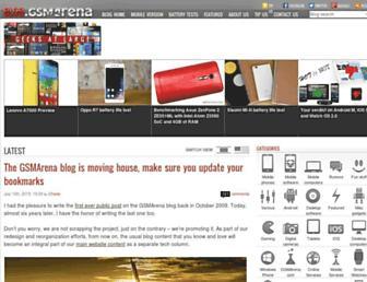 blog.gsmarena.com screenshot