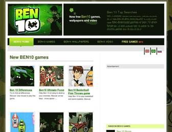 Thumbshot of Freeben10.net
