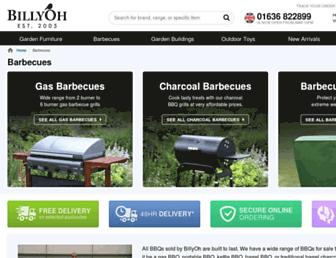 Thumbshot of Flamingbarbecues.co.uk