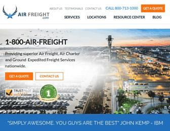 airfreight.com screenshot