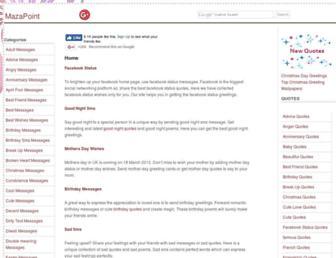 mazapoint.com screenshot