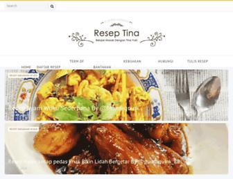 reseptina.com screenshot