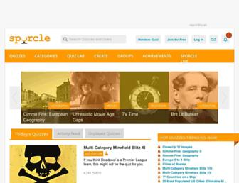 sporcle.com screenshot