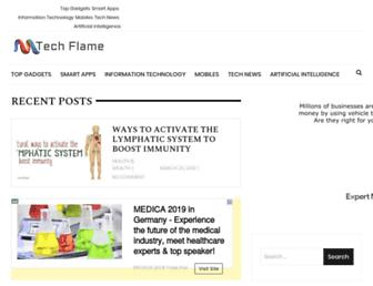 techflame.info screenshot