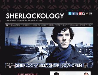 Thumbshot of Sherlockology.com