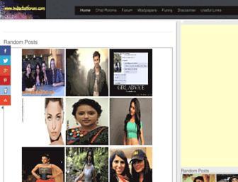 indiachatforum.com screenshot