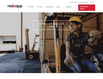 redeapp.com screenshot