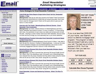 Thumbshot of Emailuniverse.com
