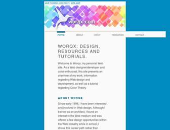 worqx.com screenshot