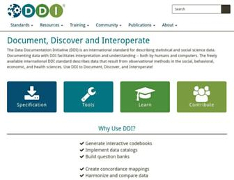 ddialliance.org screenshot