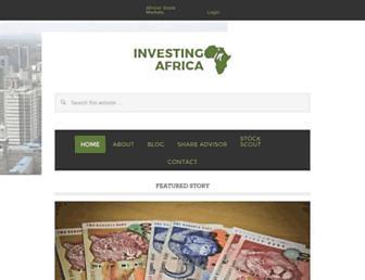Thumbshot of Investinginafrica.net