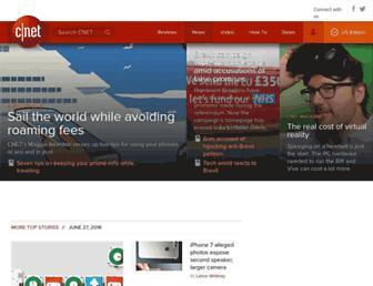 news.cnet.com screenshot