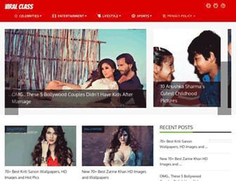 viralclass.com screenshot