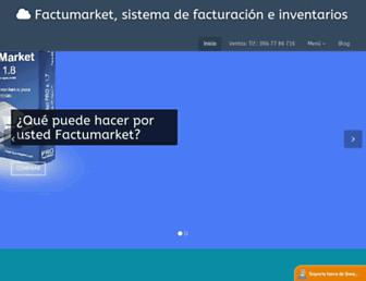 factumarket.com screenshot