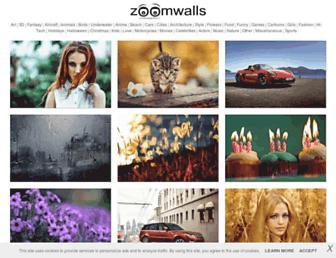 Thumbshot of Zoomwalls.com