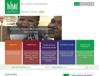 institute.org screenshot