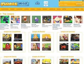 juegosarea.com screenshot