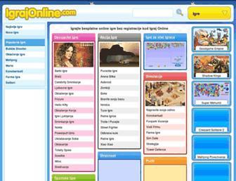 igrajonline.com screenshot