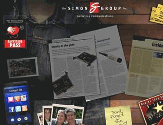 simongroup.com screenshot