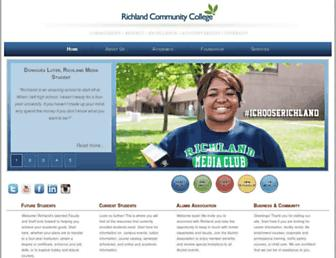 Thumbshot of Richland.edu