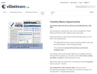 Thumbshot of Elliottwave.com