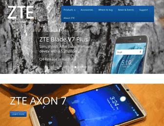 ztemobiles.com.au screenshot