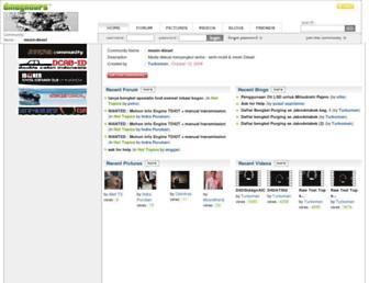 mesin-diesel.dinogroups.com screenshot