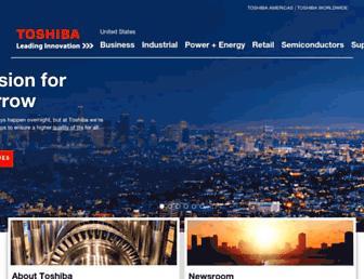 Thumbshot of Toshiba.com