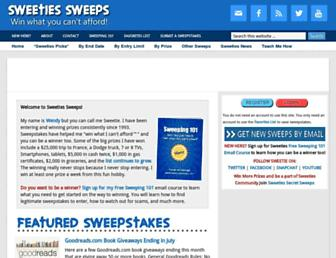 Thumbshot of Sweetiessweeps.com
