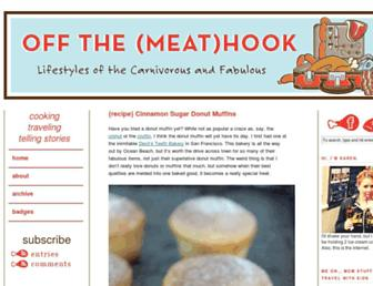 Thumbshot of Offthemeathook.com