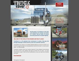 trucksaver.net screenshot