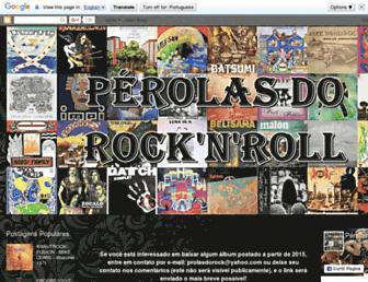 rocknrollperolas.blogspot.com screenshot