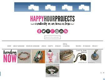 Thumbshot of Happyhourprojects.com