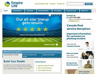 empire.ca screenshot