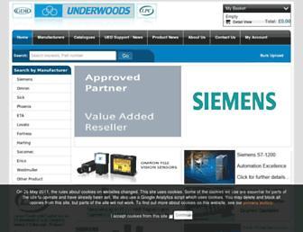 ued.co.uk screenshot