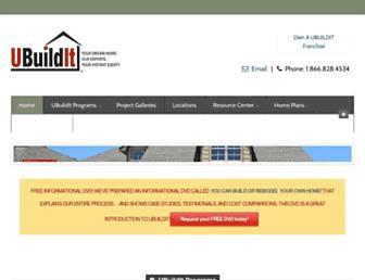 ubuildit.com screenshot