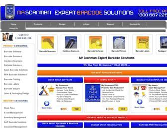 mrscanman.com.au screenshot