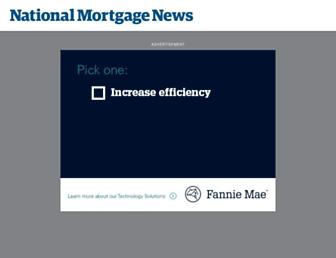 Thumbshot of Nationalmortgagenews.com