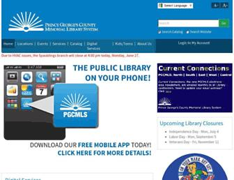 Thumbshot of Pgcmls.info